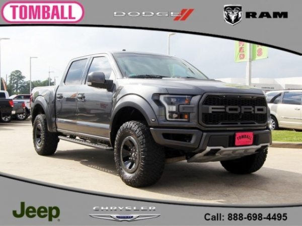 2017 Ford F-150 in Tomball, TX