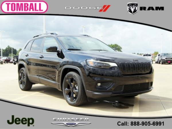 2020 Jeep Cherokee in Tomball, TX