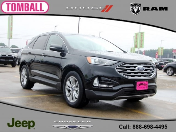 2019 Ford Edge in Tomball, TX