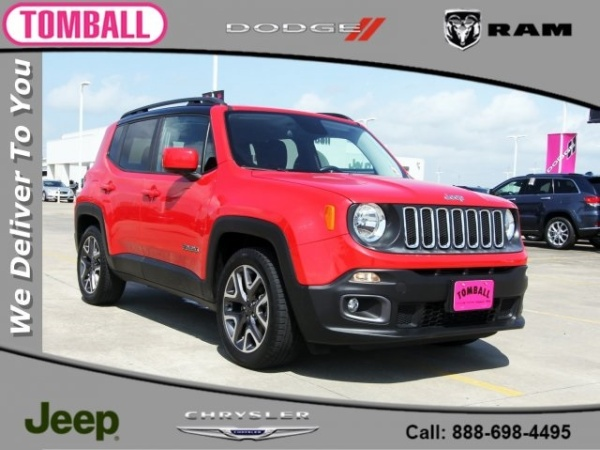 2016 Jeep Renegade in Tomball, TX