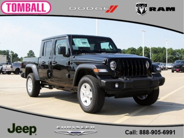 2020 Jeep Gladiator in Tomball, TX
