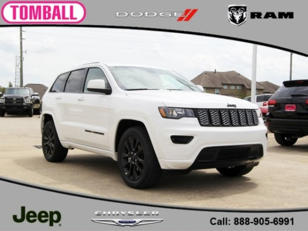 2020 Jeep Grand Cherokee in Tomball, TX