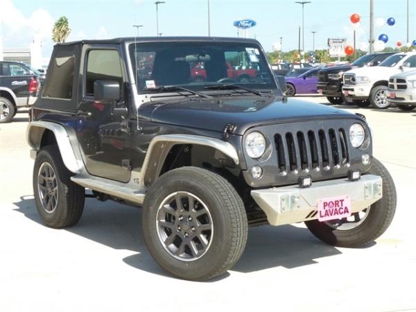 2018 Jeep Wrangler in Port Lavaca, TX