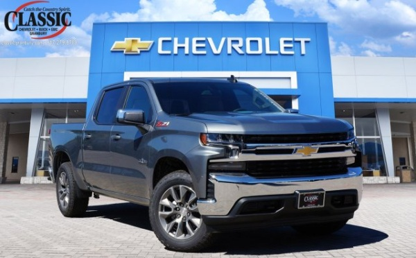2020 Chevrolet Silverado 1500 in Granbury, TX