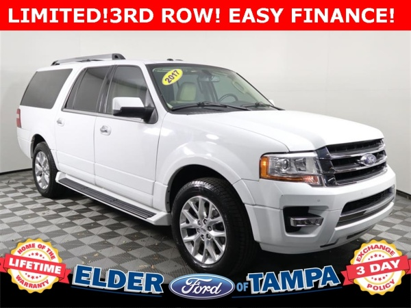 2017 Ford Expedition in Tampa, FL
