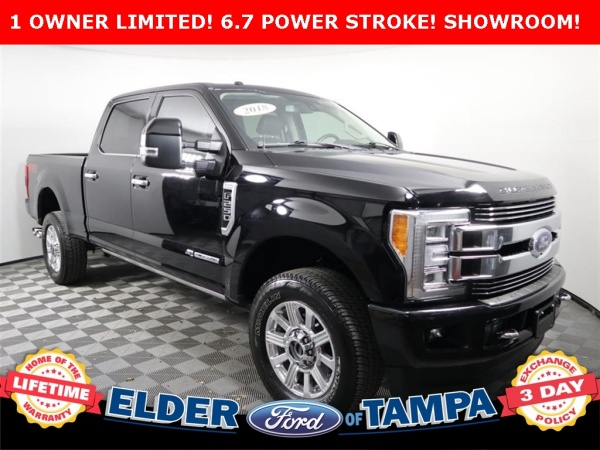 2018 Ford Super Duty F-250 in Tampa, FL