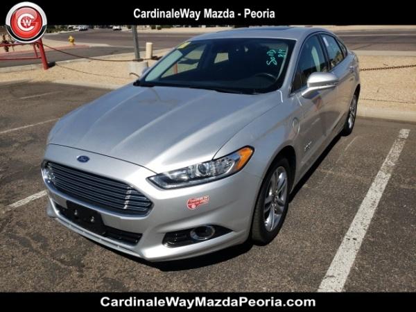 2016 Ford Fusion in Peoria, AZ