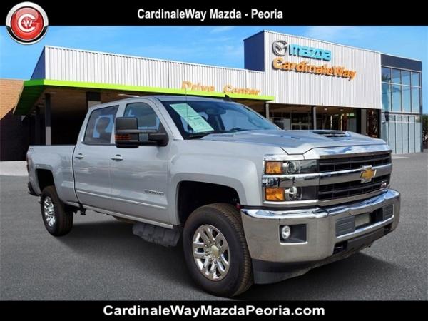 2019 Chevrolet Silverado 2500HD in Peoria, AZ