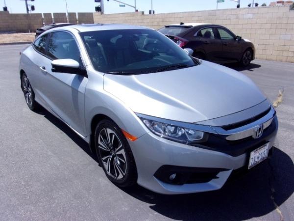 2016 Honda Civic in Palmdale, CA