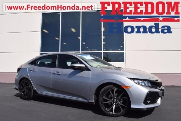 2018 Honda Civic in Colorado Springs, CO