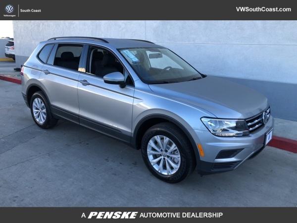 2020 Volkswagen Tiguan in Santa Ana, CA