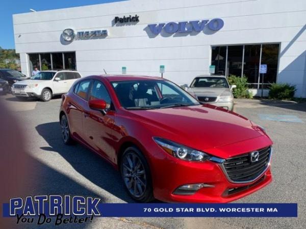 2018 Mazda Mazda3 in Worcester, MA