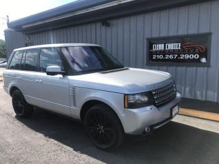 Range Rover San Antonio >> Used Land Rover Range Rovers For Sale In San Antonio Tx