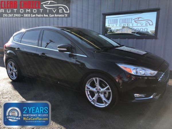 2015 Ford Focus in San Antonio, TX