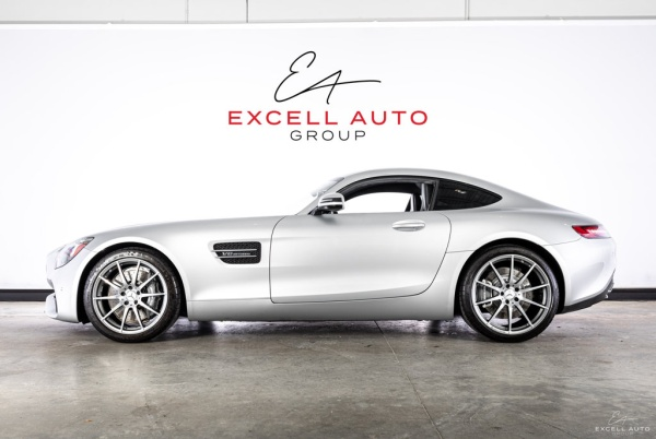 2018 Mercedes-Benz AMG GT in Boca Raton, FL