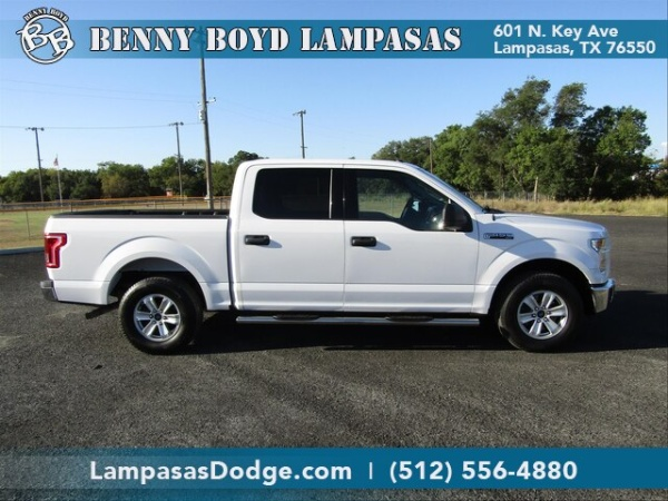 2016 Ford F-150 in Lampasas, TX