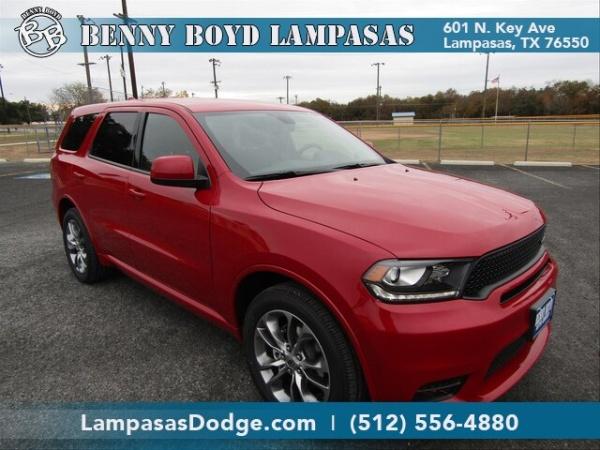 2020 Dodge Durango in Lampasas, TX
