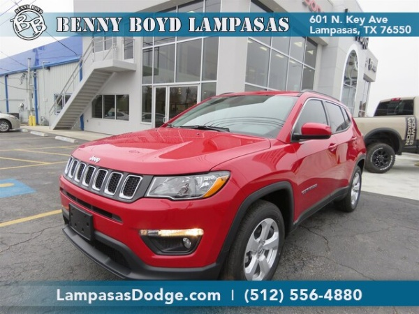 2019 Jeep Compass in Lampasas, TX