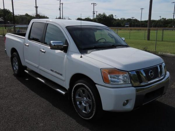 2012 Nissan Titan in Lampasas, TX