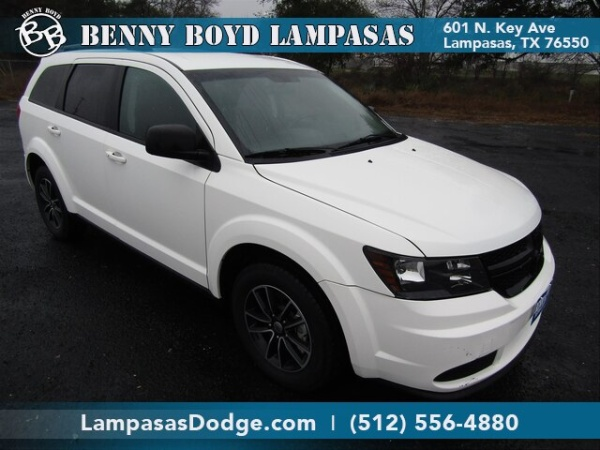 2018 Dodge Journey in Lampasas, TX