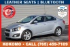 2016 Chevrolet Sonic LTZ Sedan AT for Sale in Kokomo, IN