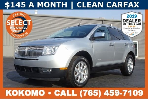 2010 Lincoln MKX FWD