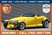 1999 Plymouth Prowler 2dr Roadster for Sale in Kokomo, IN