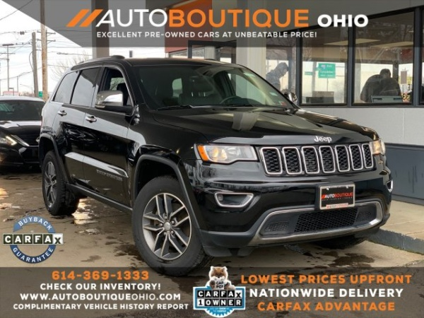 2017 Jeep Grand Cherokee in Columbus, OH