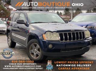 Jeep Columbus Ohio >> Used Jeep Grand Cherokees For Sale In Columbus Oh Truecar