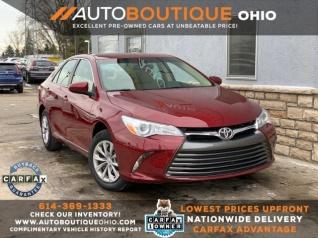 Toyota Columbus Ohio >> Used Toyota Camrys For Sale In Columbus Oh Truecar