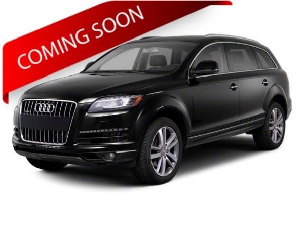 2012 Audi Q7 3.0 quattro TDI Premium Plus