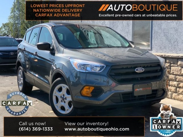 2017 Ford Escape in Columbus, OH