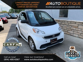 2016 Smart Fortwo Pion Coupe Electric Drive For In Columbus Oh
