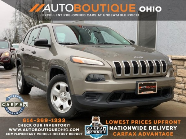 2016 Jeep Cherokee in Columbus, OH