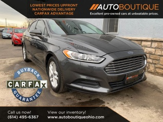 Used Ford Fusion For Sale Search 15 117 Used Fusion Listings Truecar