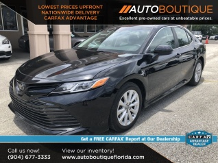 Toyota Jacksonville Fl >> Used Toyota Camrys For Sale In Jacksonville Fl Truecar