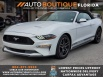 2019 Ford Mustang EcoBoost Convertible for Sale in Jacksonville, FL