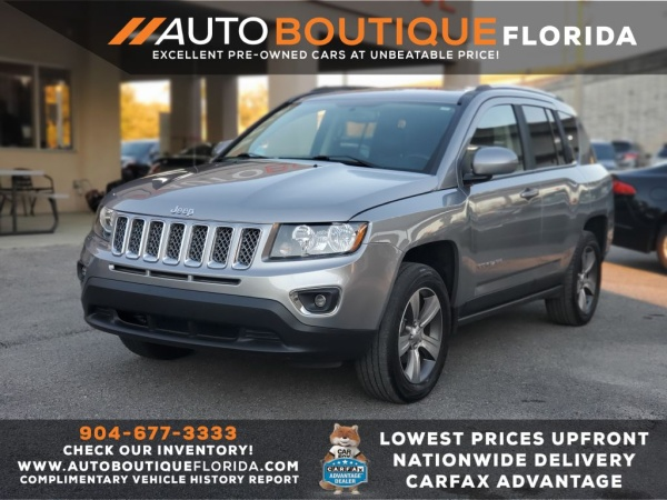2016 Jeep Compass in Jacksonville, FL