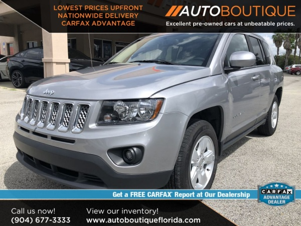 2017 Jeep Compass in Jacksonville, FL
