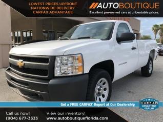 Used Trucks Jacksonville Fl >> Used Chevrolet Silverado 1500s For Sale In Jacksonville Fl Truecar