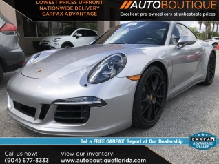 Used Porsche 911s For Sale In Saint Augustine Fl Truecar