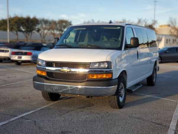 2019 Chevrolet Express Passenger in Jacksonville, FL