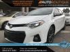 2015 Toyota Corolla S Plus Manual for Sale in Jacksonville, FL