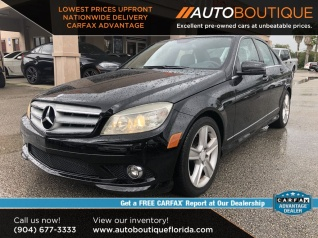 Used 2010 Mercedes-Benz C-Class for Sale | TrueCar