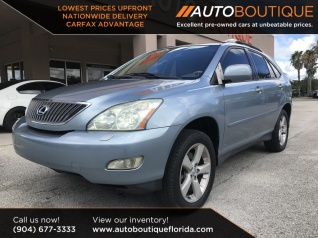 Used 2006 Lexus RX RX 330 FWD For Sale In Jacksonville, FL