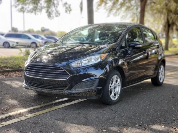 2016 Ford Fiesta in Jacksonville, FL