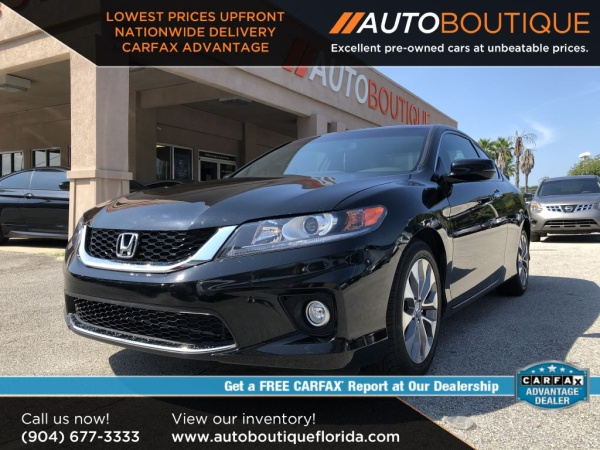 Honda Dealership Jacksonville >> 2014 Honda Accord Ex Coupe I4 Manual For Sale In