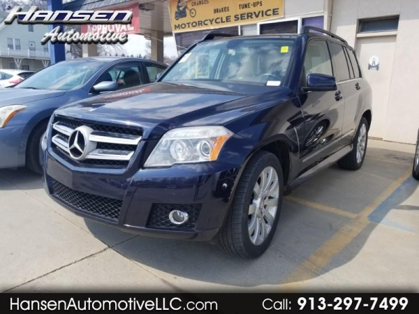 2010 Mercedes-Benz GLK in Lansing, KS