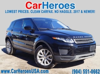 Used 2018 Land Rover Range Rover Evoque For Sale 119 Used 2018