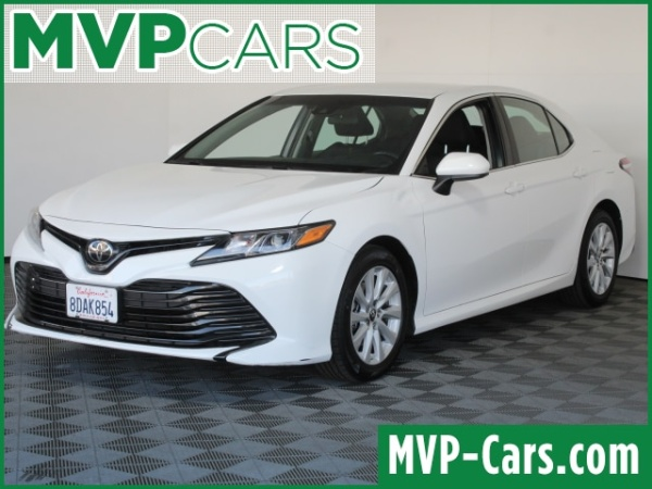 2018 Toyota Camry in Moreno Valley, CA